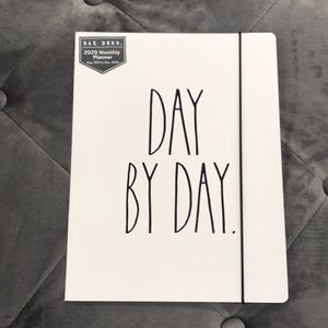Rae Dunn DAY BY DAY Planner